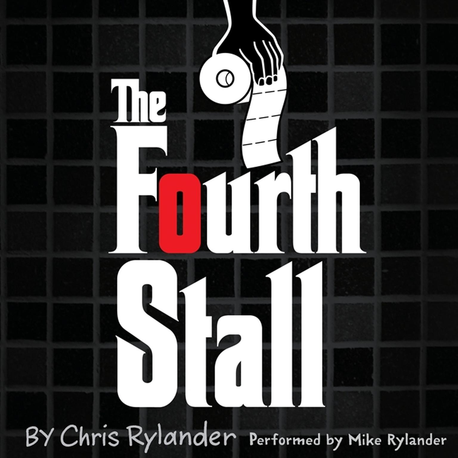 Printable The Fourth Stall Audiobook Cover Art
