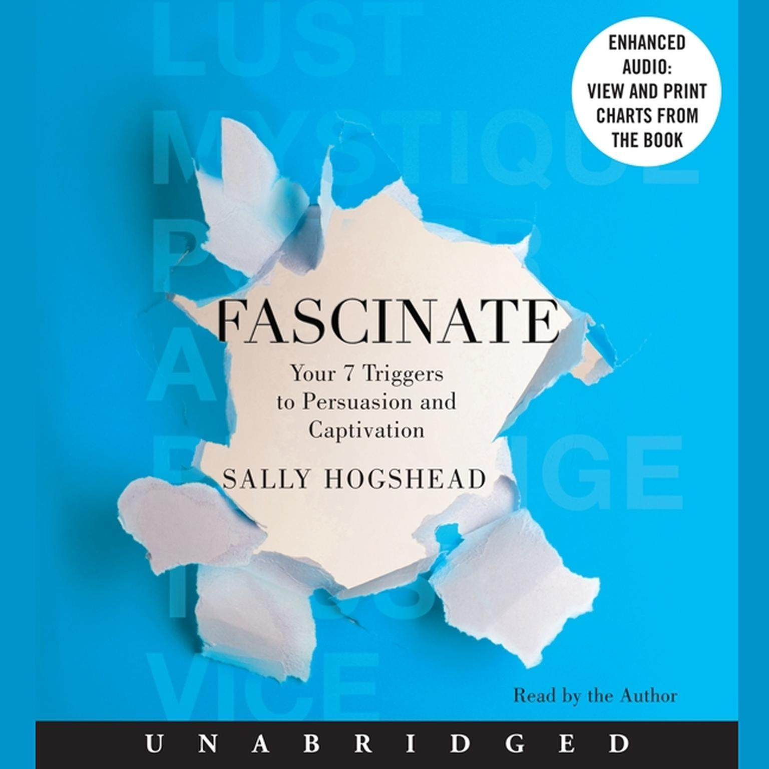 Printable Fascinate: Your 7 Triggers to Persuasion and Captivation Audiobook Cover Art