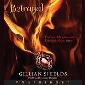 Betrayal Audiobook, by Gillian Shields