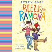 Beezus and Ramona Audiobook, by Beverly Cleary