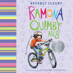 Ramona Quimby, Age 8 Audiobook, by Beverly Cleary