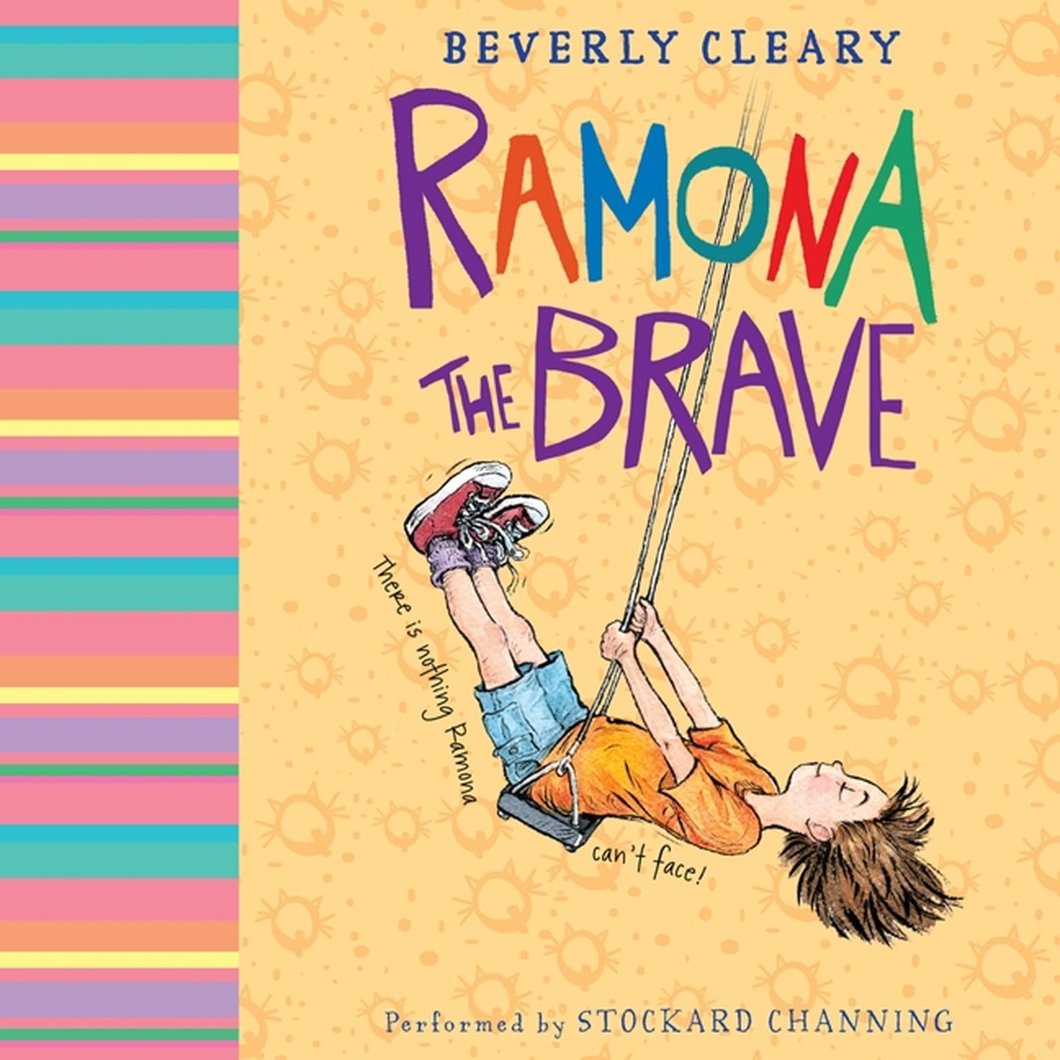 Printable Ramona the Brave Audiobook Cover Art