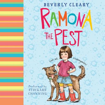 Ramona the Pest Audiobook, by Beverly Cleary