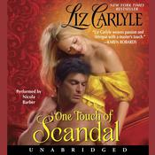 One Touch of Scandal, by Liz Carlyle