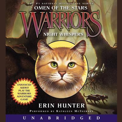 Warriors: Omen of the Stars #3: Night Whispers Audiobook, by Erin Hunter