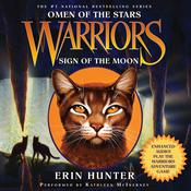 Warriors: Omen of the Stars #4: Sign of the Moon Audiobook, by Erin Hunter