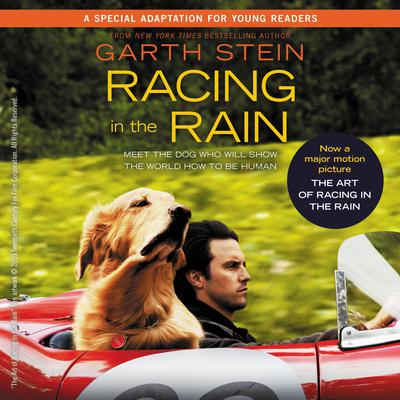 Racing in the Rain: My Life as a Dog Audiobook, by Garth Stein