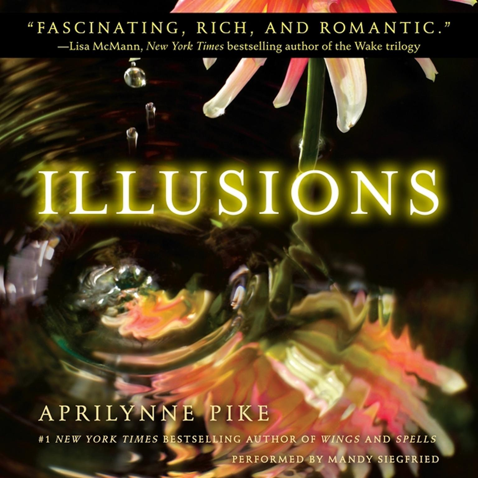 Printable Illusions Audiobook Cover Art