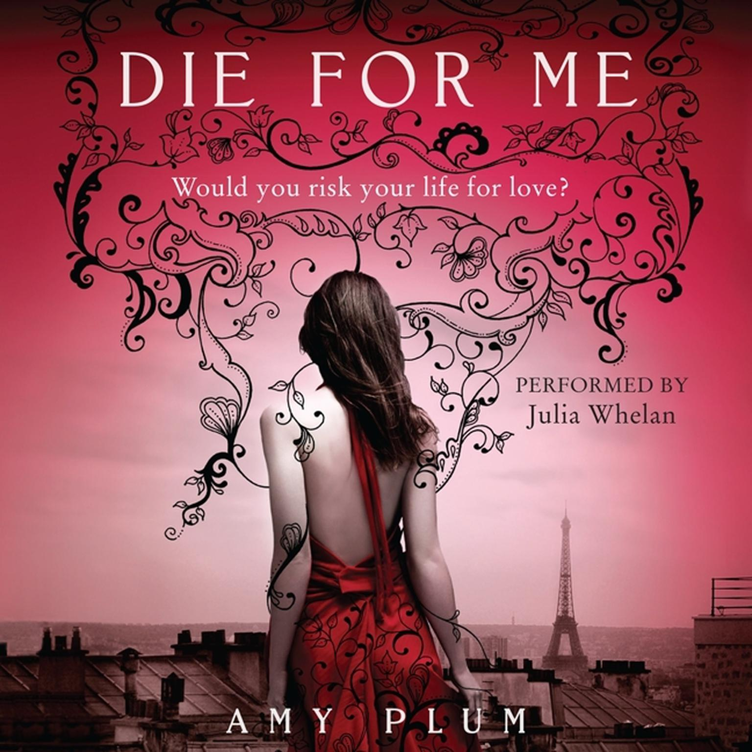 Printable Die for Me Audiobook Cover Art