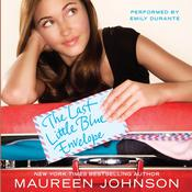 The Last Little Blue Envelope Audiobook, by Maureen Johnson