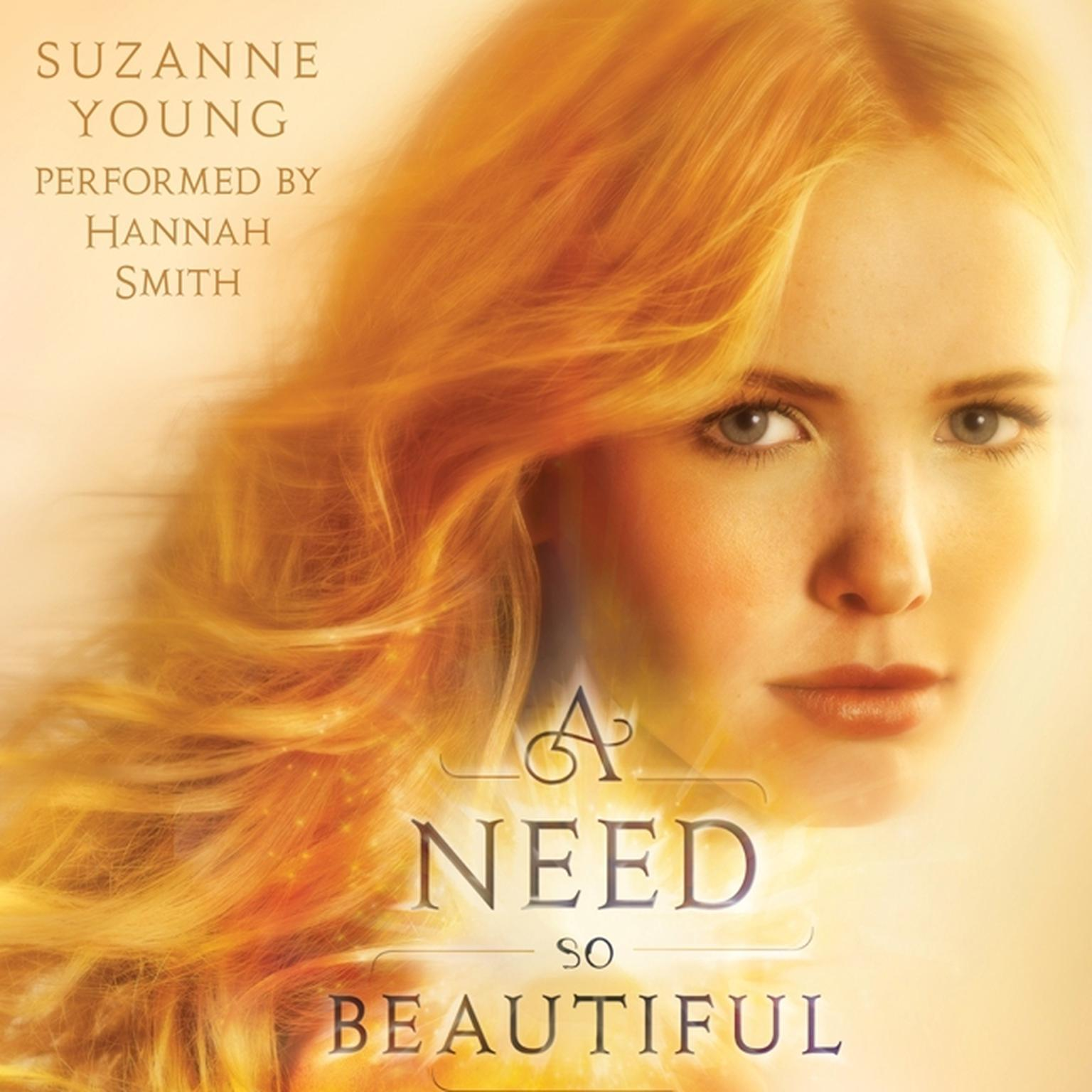 Printable A Need So Beautiful Audiobook Cover Art