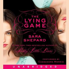 The Lying Game Audiobook, by Sara Shepard