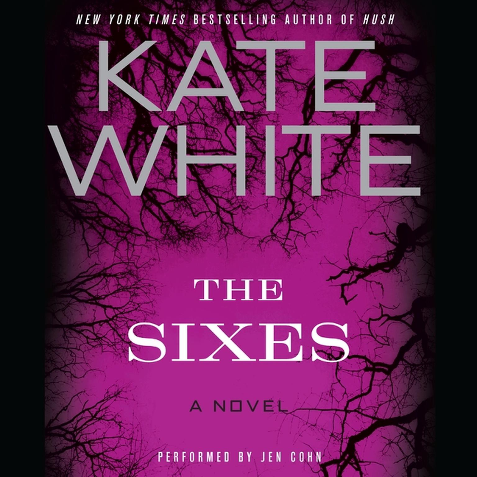 Printable The Sixes: A Novel Audiobook Cover Art