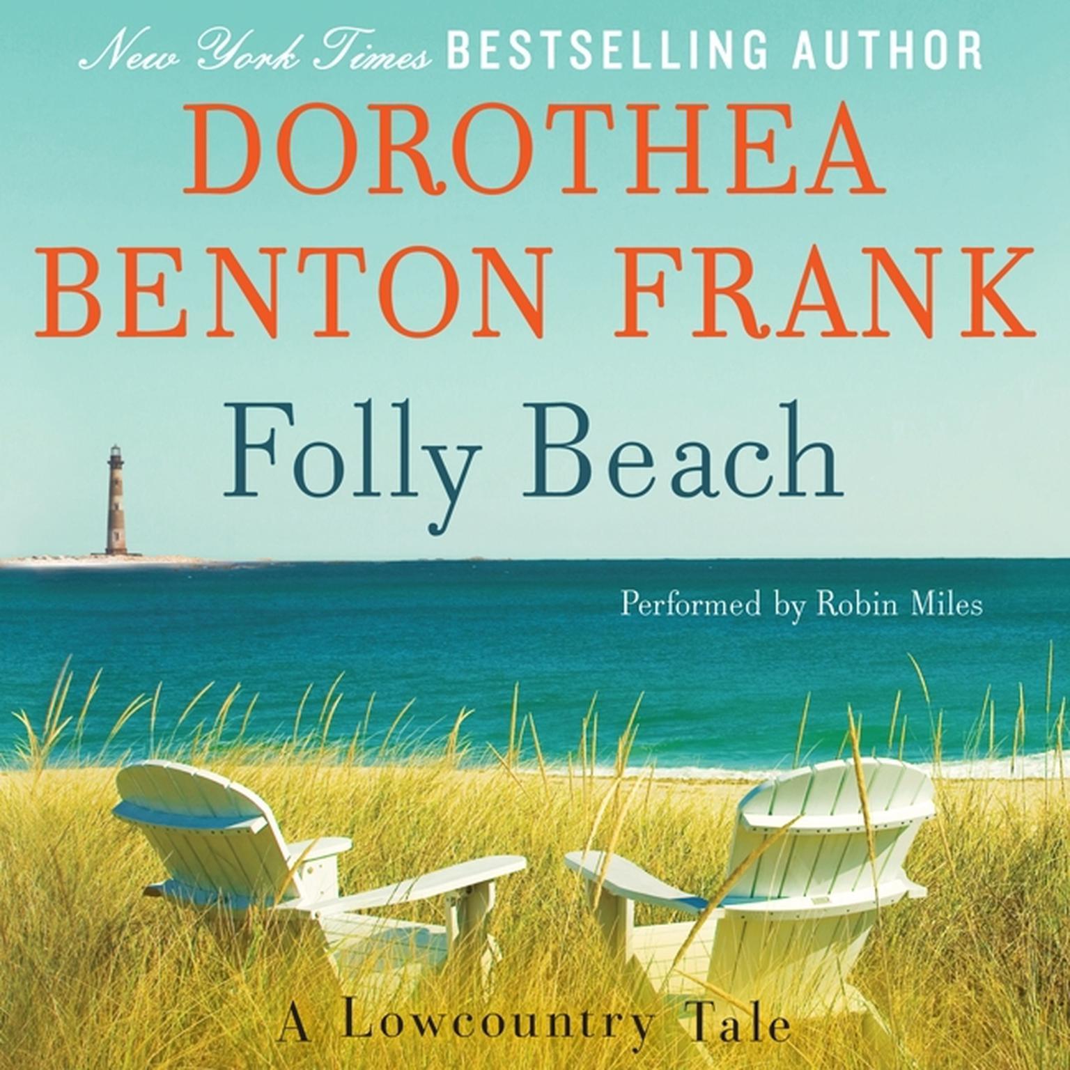Printable Folly Beach: A Lowcountry Tale Audiobook Cover Art