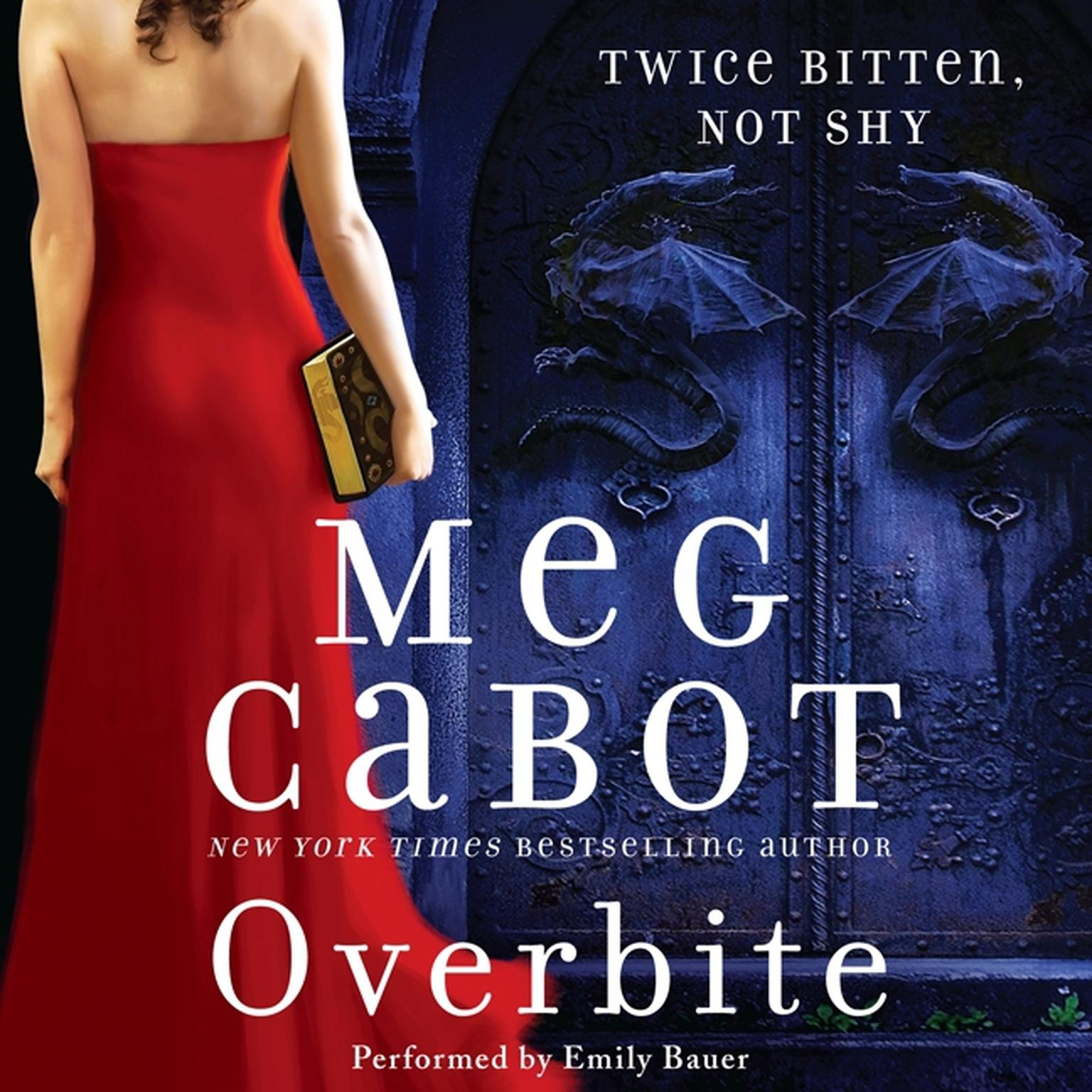 Printable Overbite Audiobook Cover Art