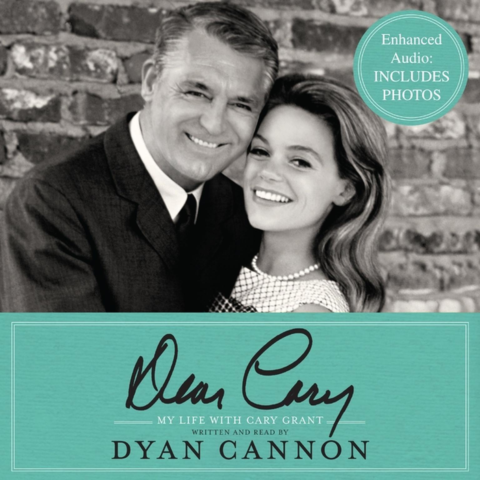 Printable Dear Cary: My Life with Cary Grant Audiobook Cover Art