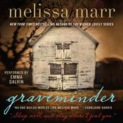 Graveminder Audiobook, by Melissa Marr