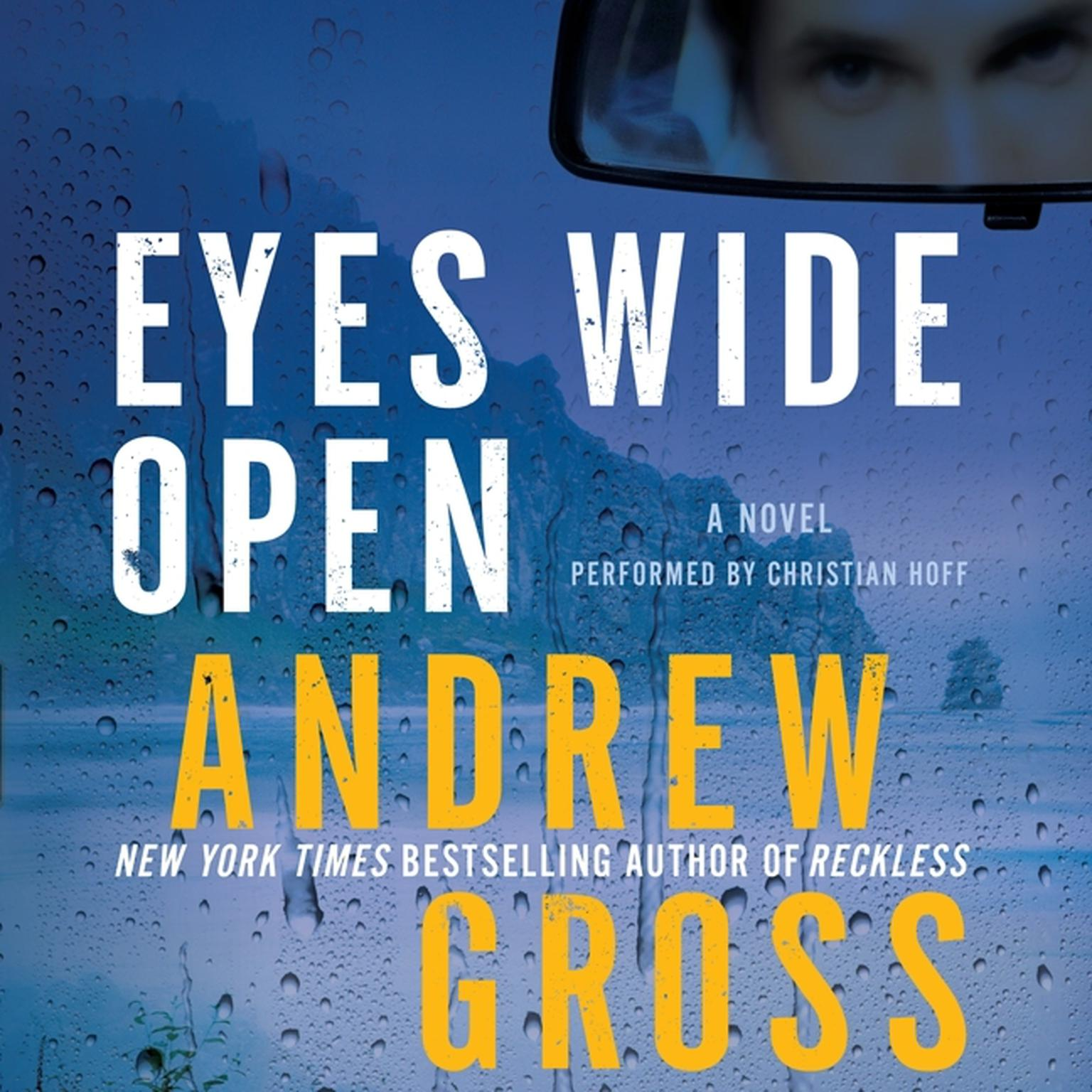 Printable Eyes Wide Open Audiobook Cover Art