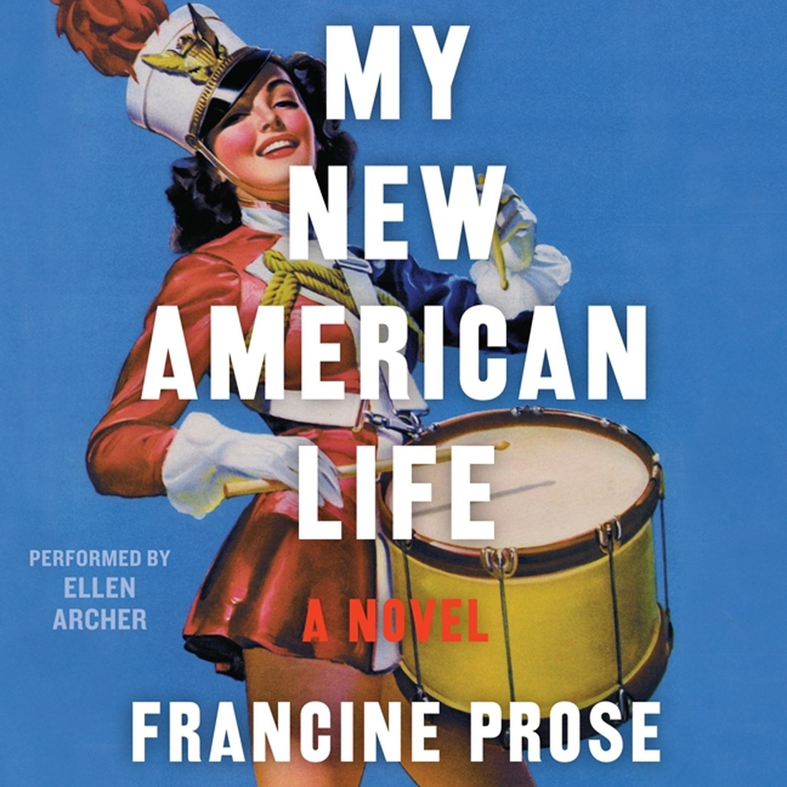 Printable My New American Life: A Novel Audiobook Cover Art
