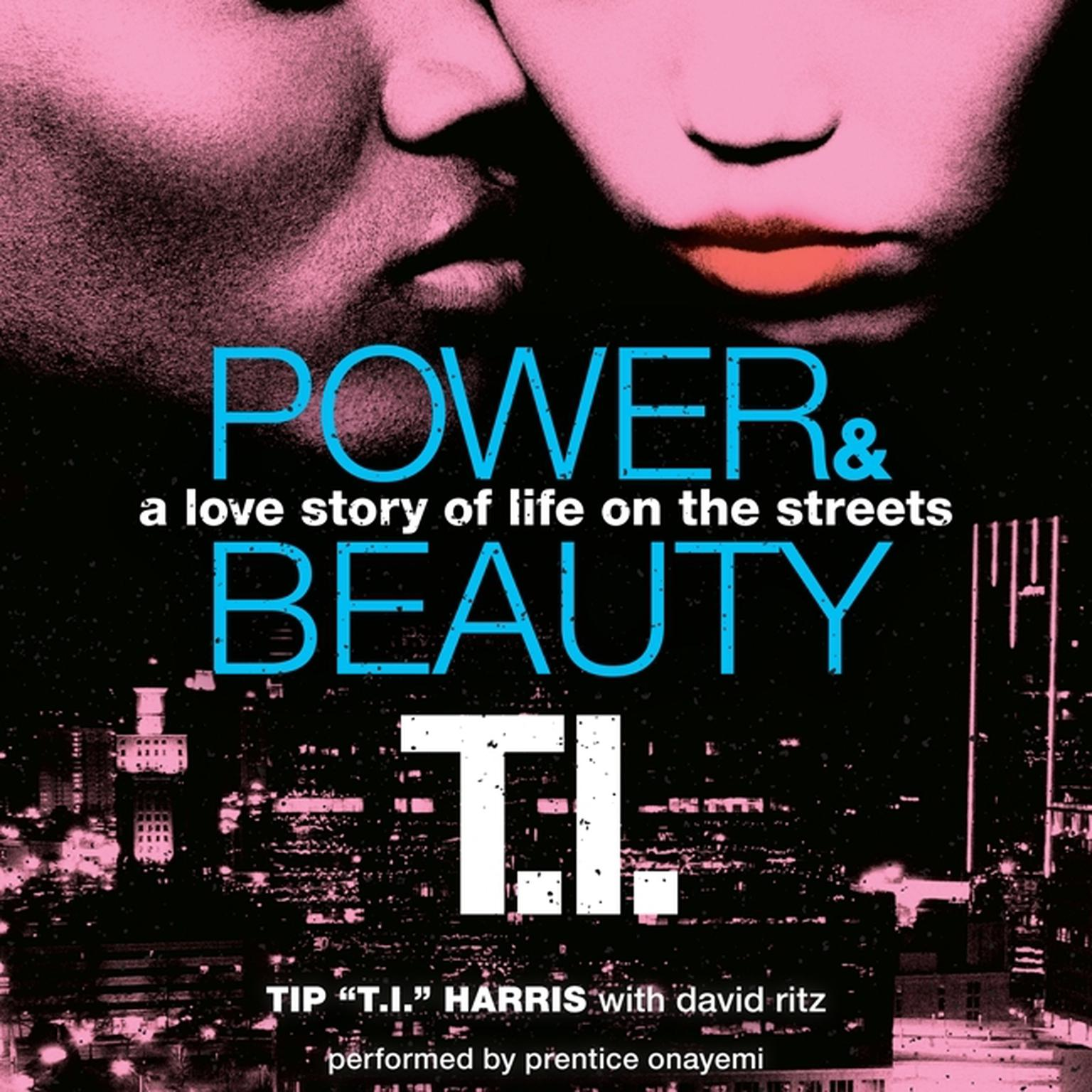 Printable Power & Beauty Audiobook Cover Art