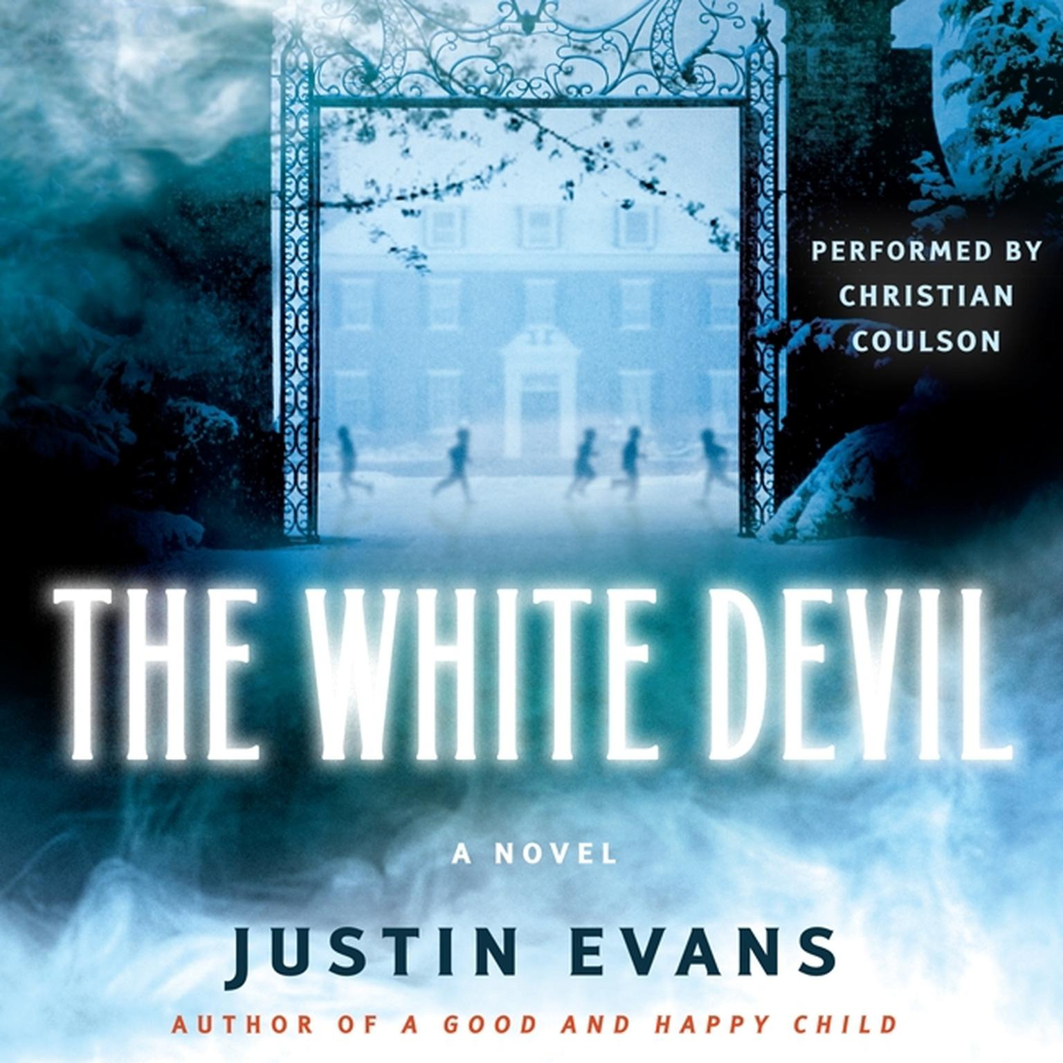 Printable The White Devil Audiobook Cover Art
