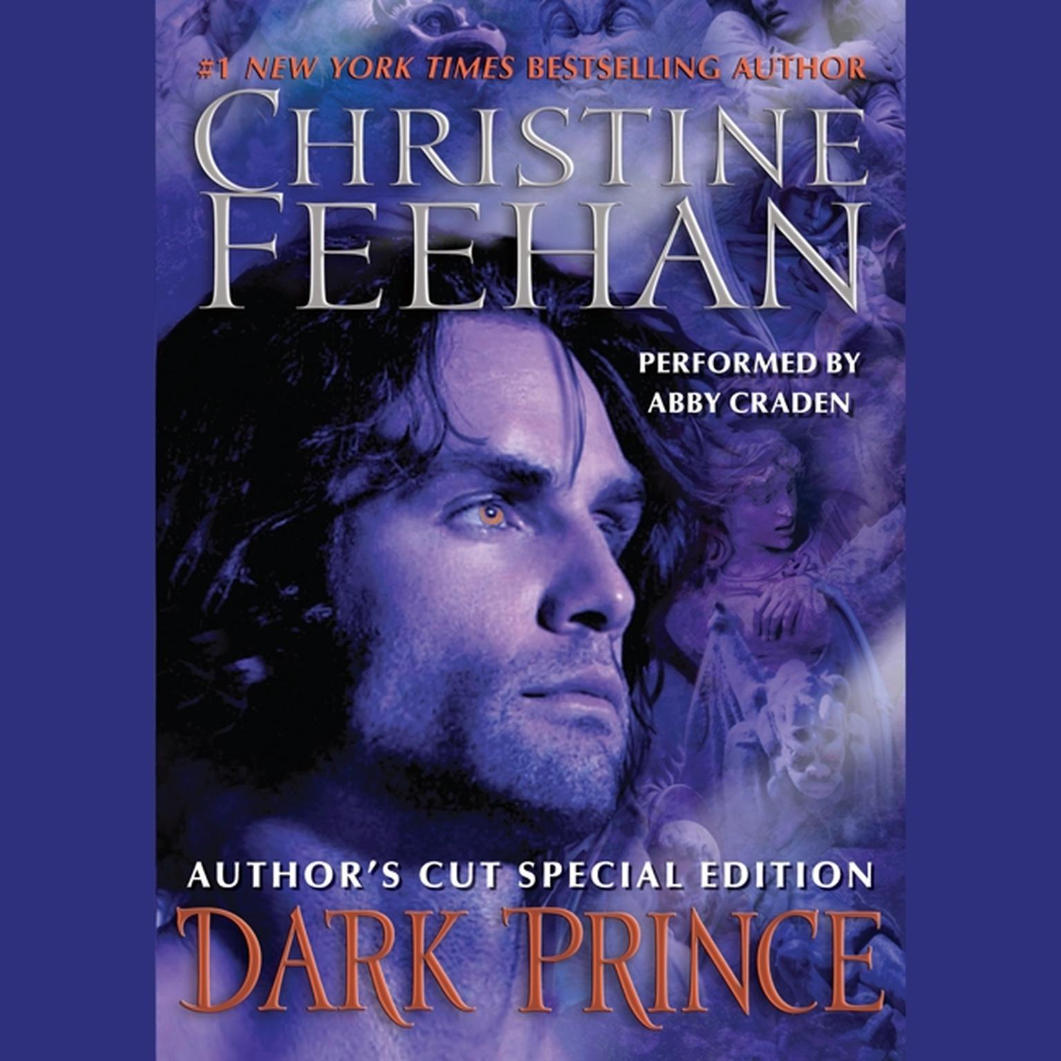 Printable Dark Prince: Author's Cut Audiobook Cover Art