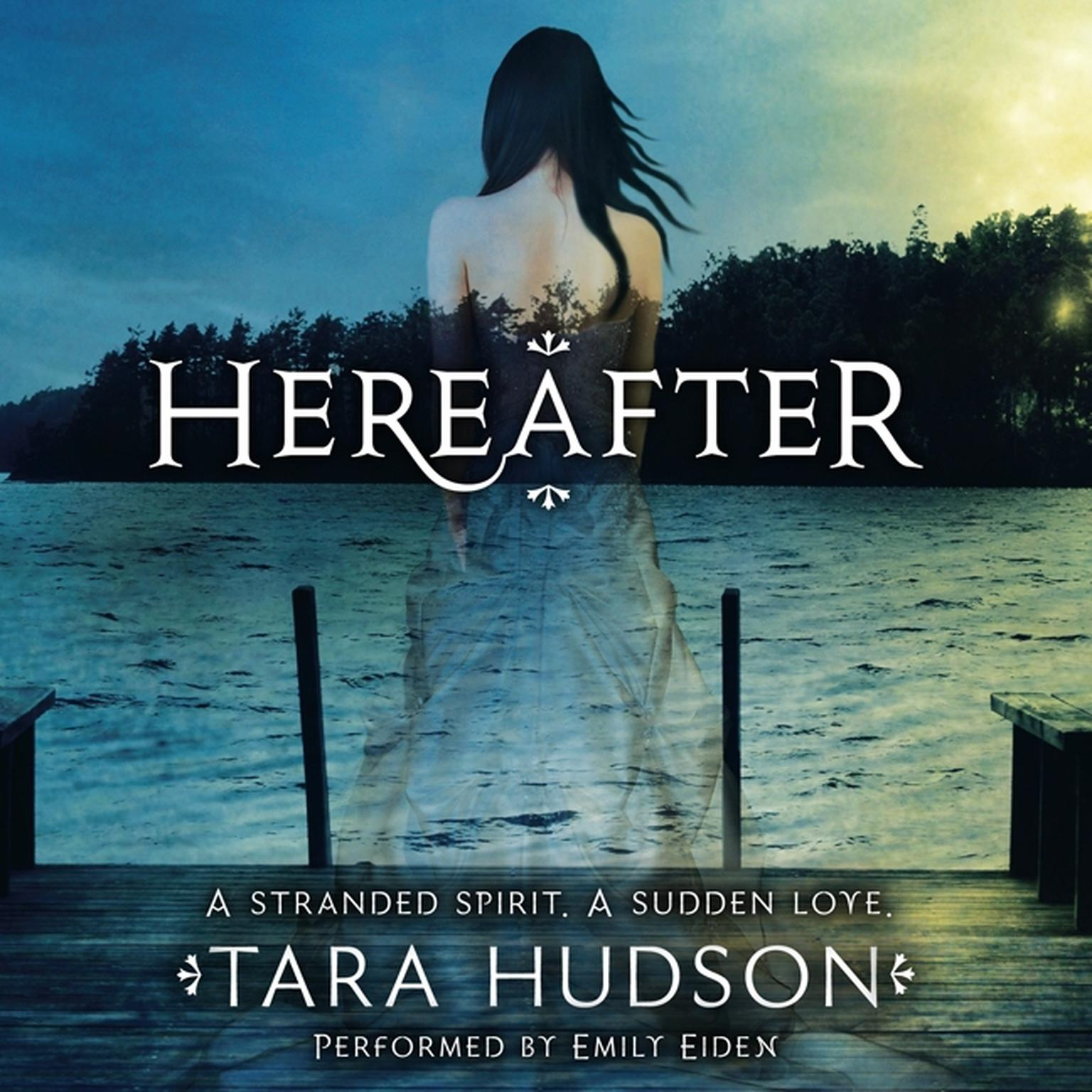 Printable Hereafter Audiobook Cover Art