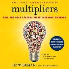 Multipliers: How the Best Leaders Make Everyone Smarter Audiobook, by Liz Wiseman, Greg McKeown