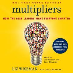 Multipliers: How the Best Leaders Make Everyone Smarter Audiobook, by Greg McKeown, Liz Wiseman