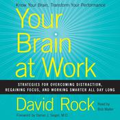 Your Brain at Work: Strategies for Overcoming Distraction, Regaining Focus, and Working Smarter All Day Long, by David Rock