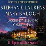 It Happened One Season Audiobook, by Stephanie Laurens, Mary Balogh, Jacquie D'Alessandro, Candice Hern