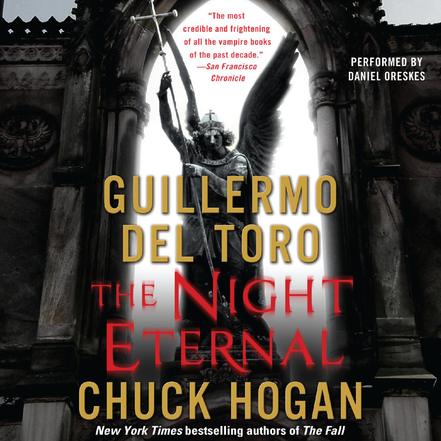 Printable The Night Eternal: Book Three of the Strain Trilogy Audiobook Cover Art