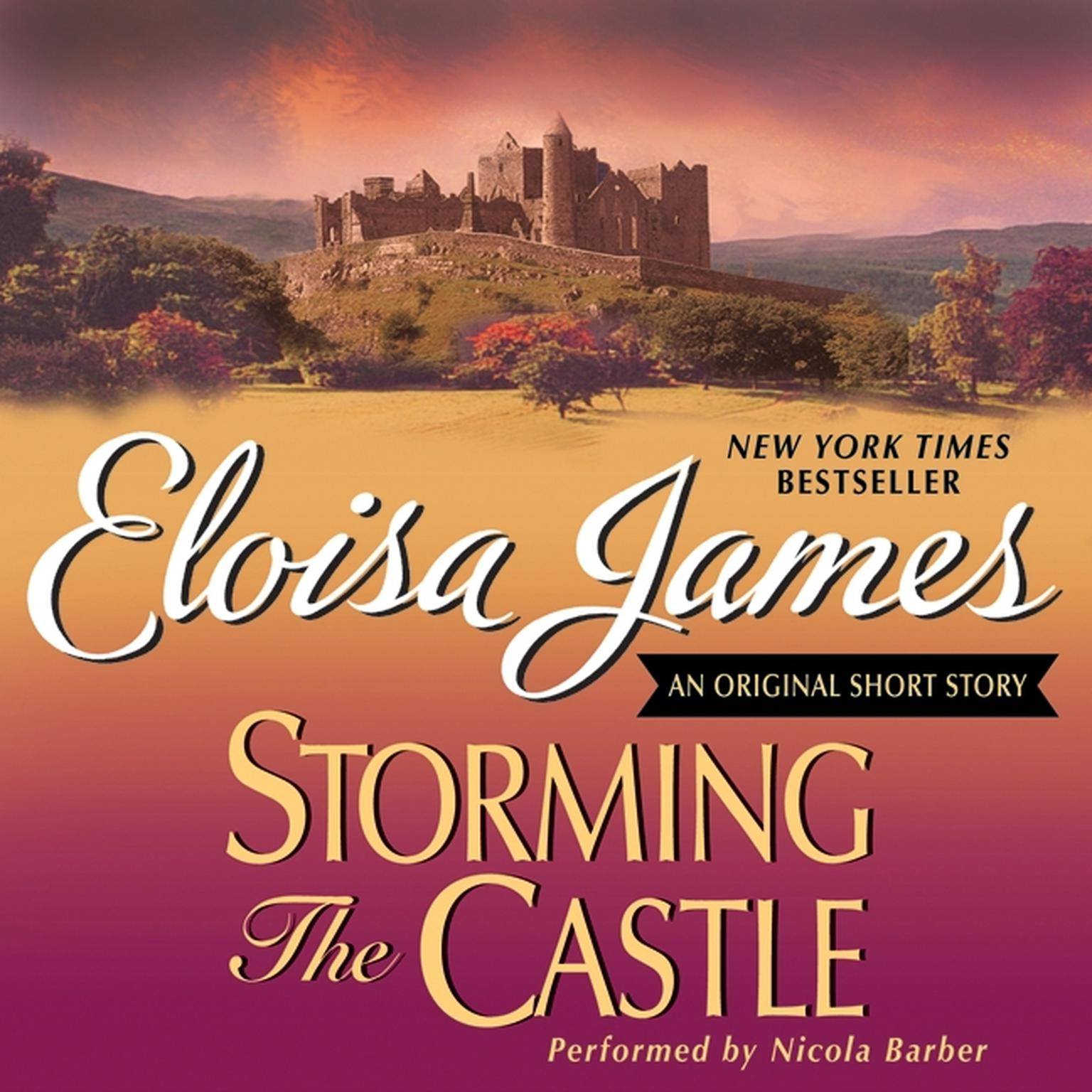 Printable Storming the Castle: An Original Short Story Audiobook Cover Art