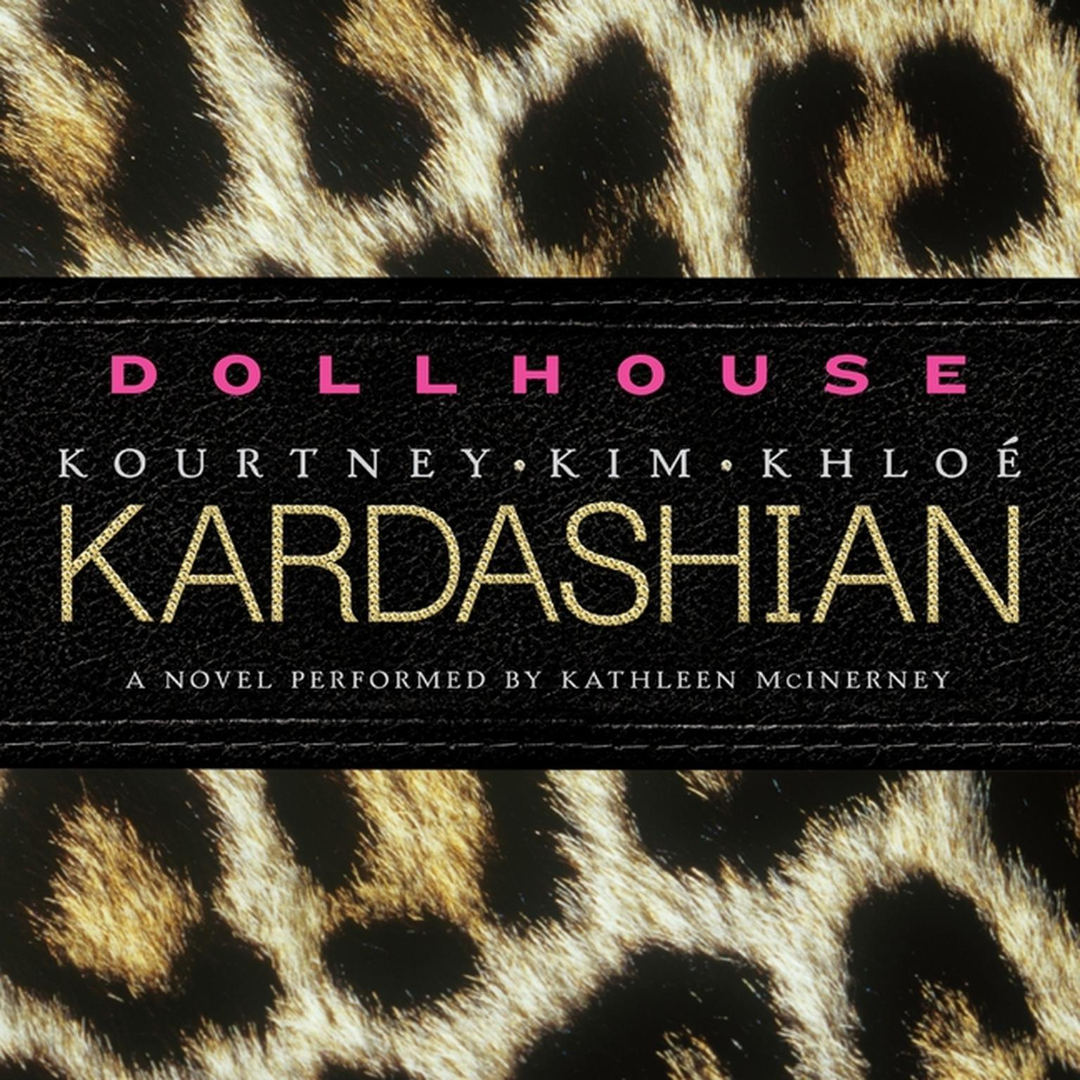 Printable Dollhouse: A Novel Audiobook Cover Art