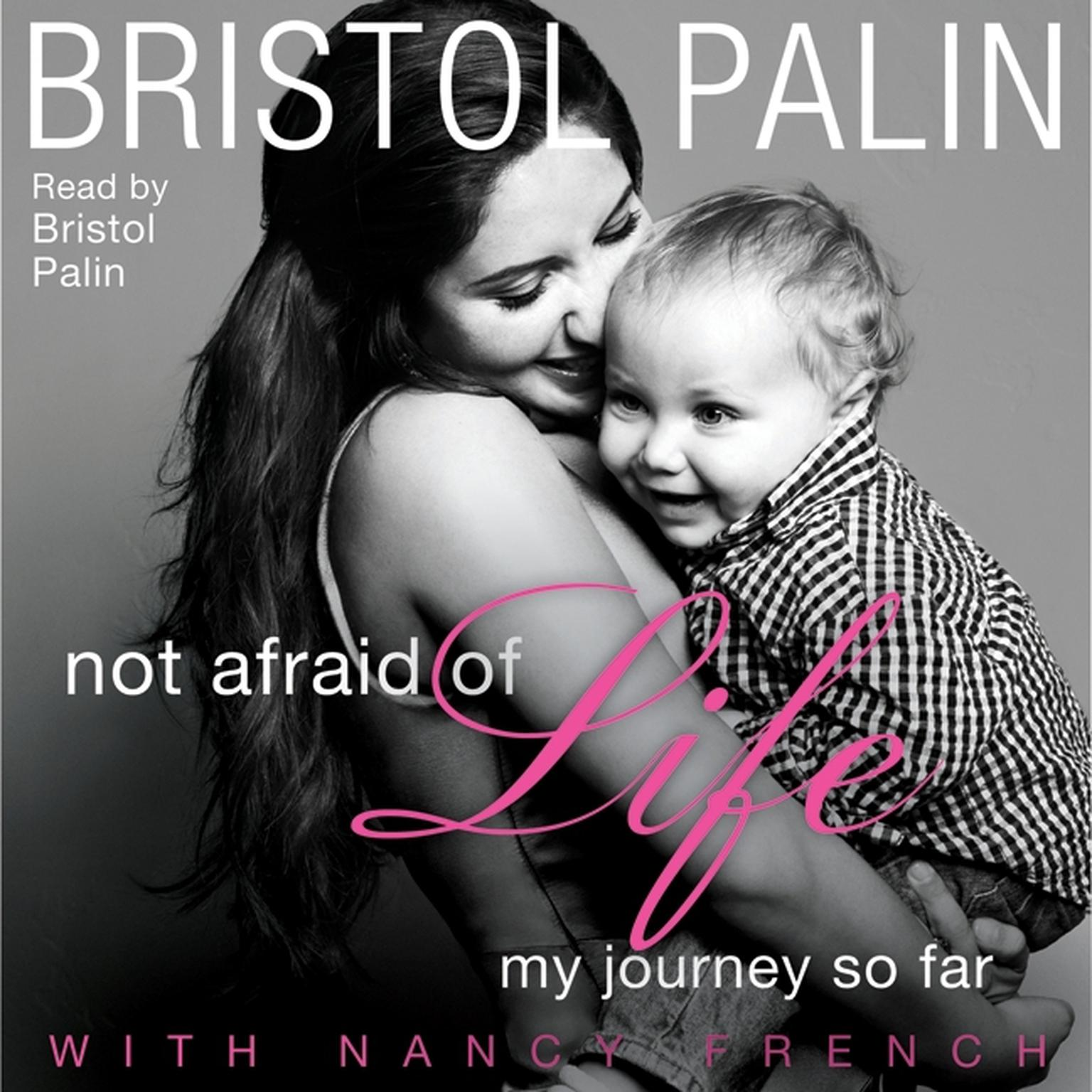Printable Not Afraid of Life: My Journey So Far Audiobook Cover Art