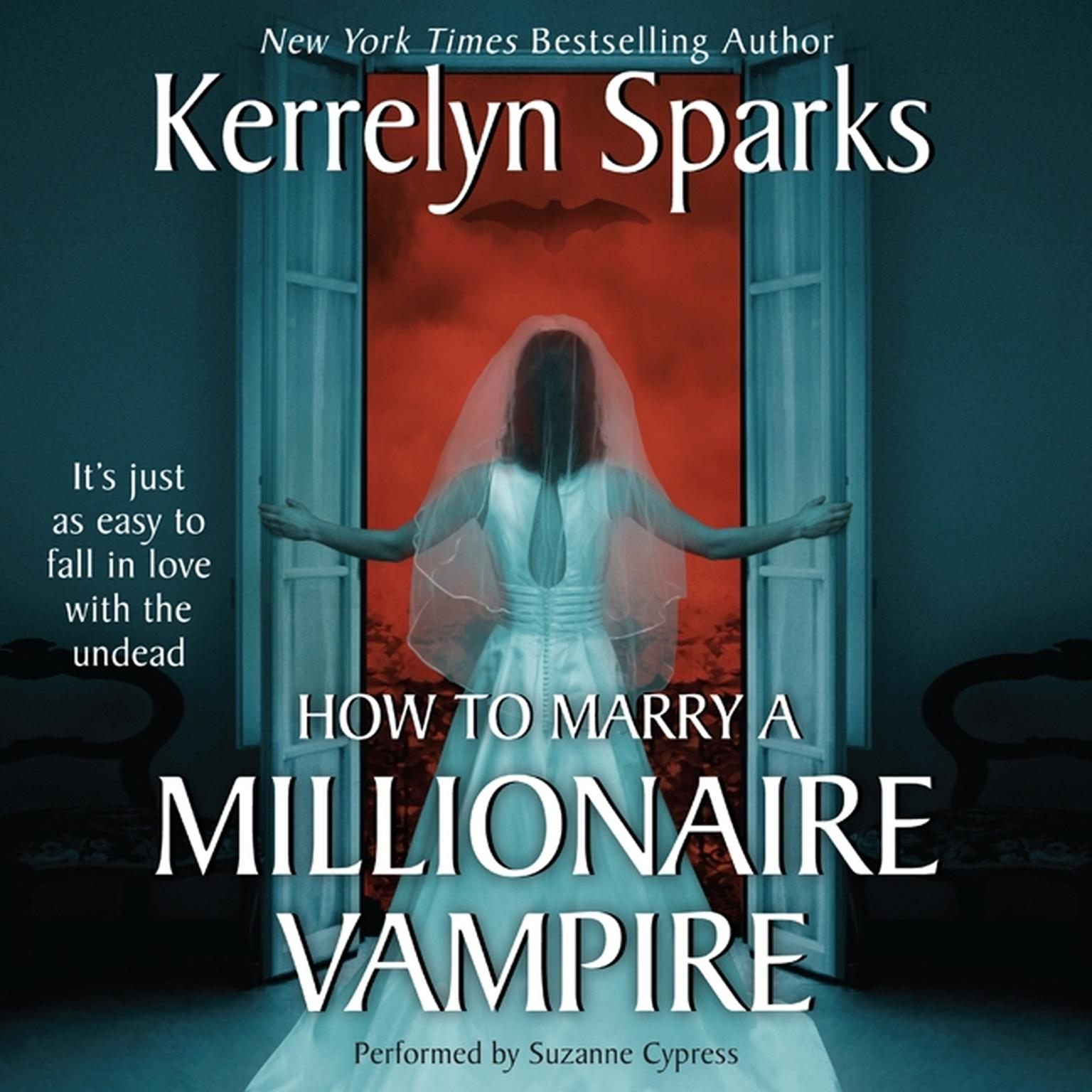 Printable How to Marry a Millionaire Vampire Audiobook Cover Art