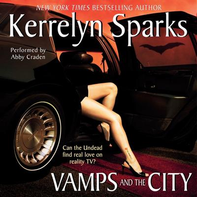 Vamps and the City Audiobook, by Kerrelyn Sparks