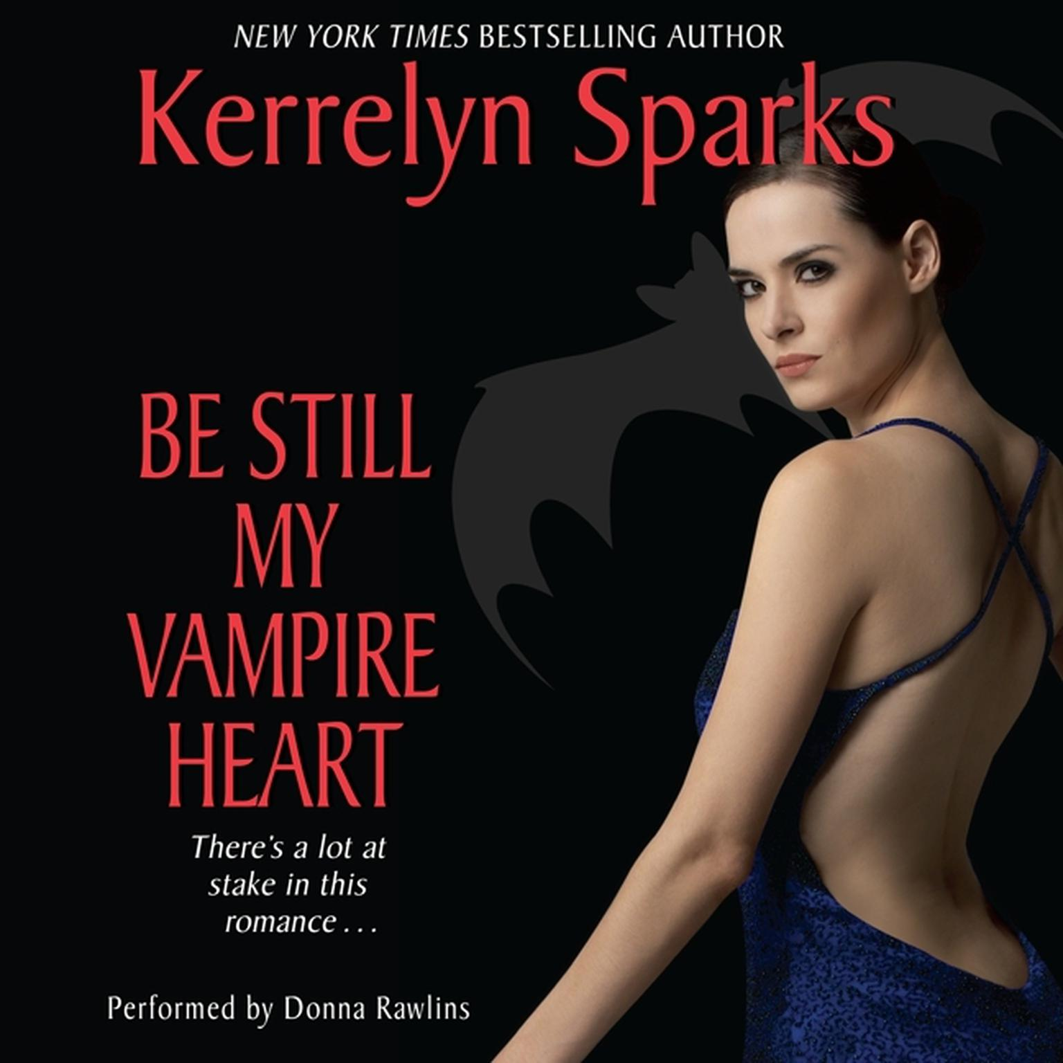 Printable Be Still My Vampire Heart Audiobook Cover Art