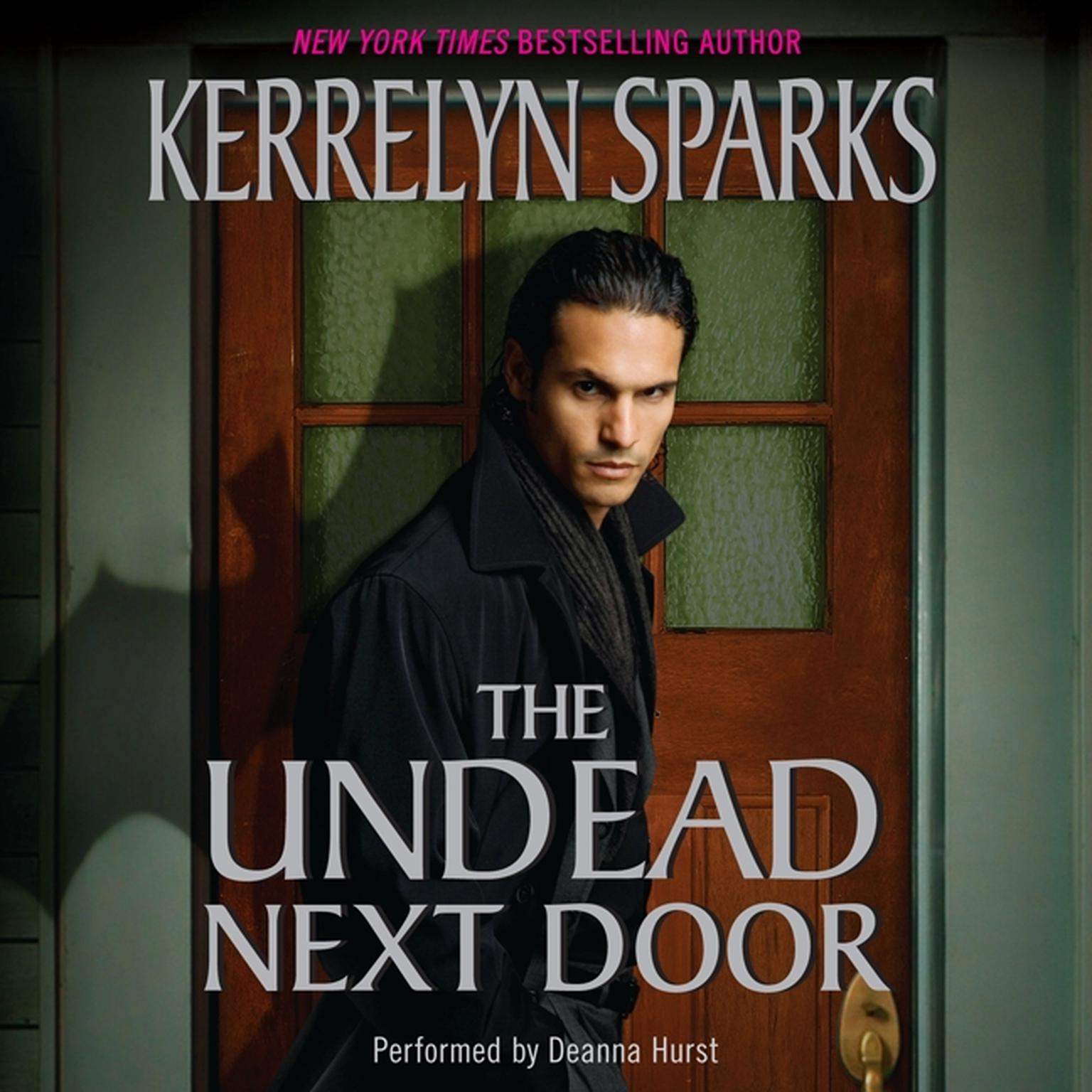 Printable The Undead Next Door Audiobook Cover Art