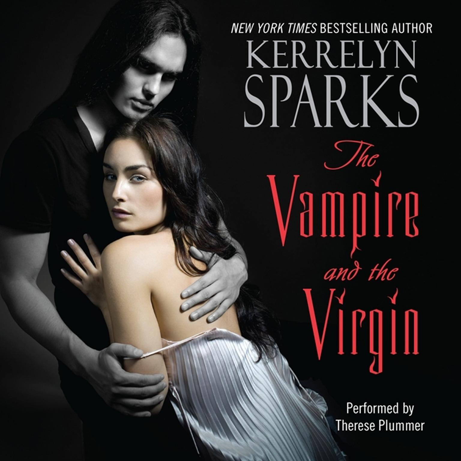 Printable The Vampire and the Virgin Audiobook Cover Art