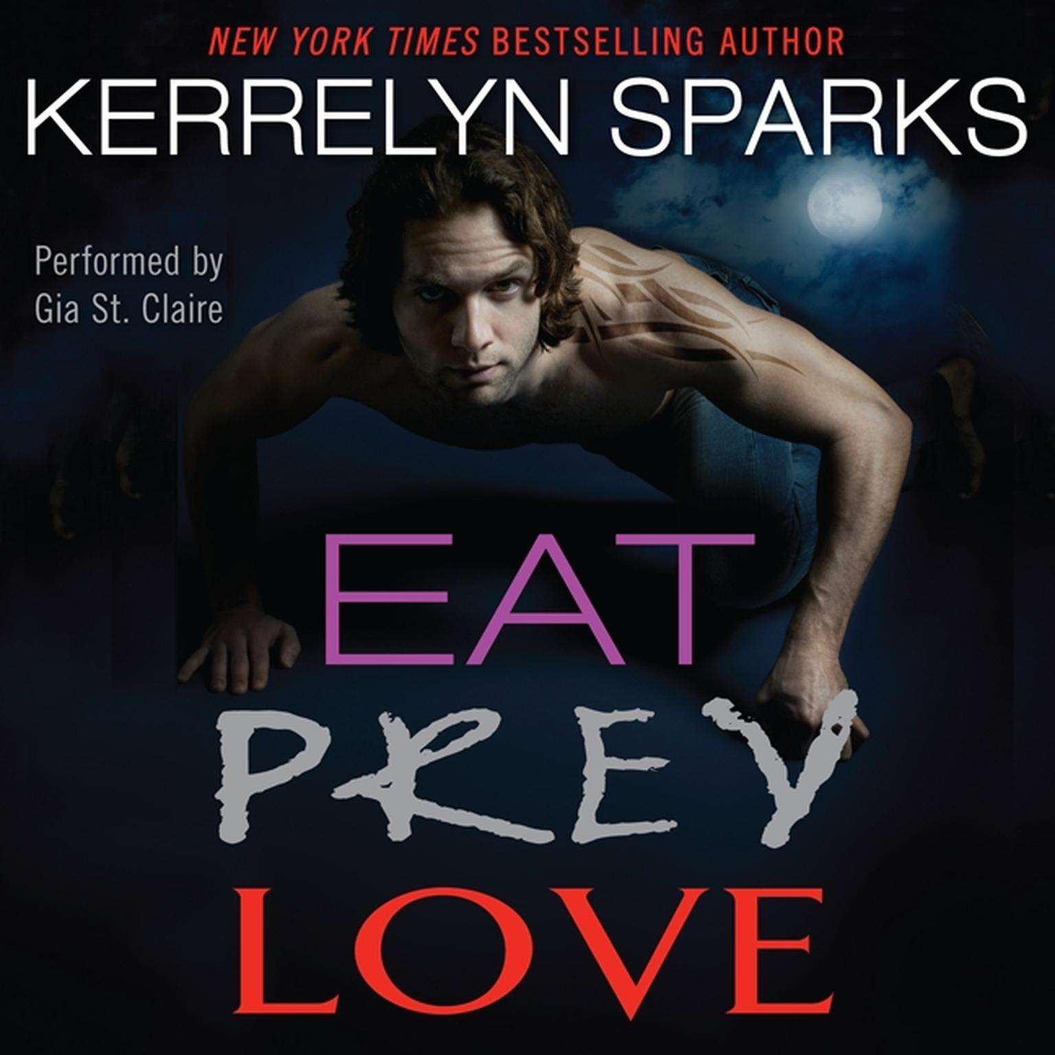 Printable Eat Prey Love Audiobook Cover Art