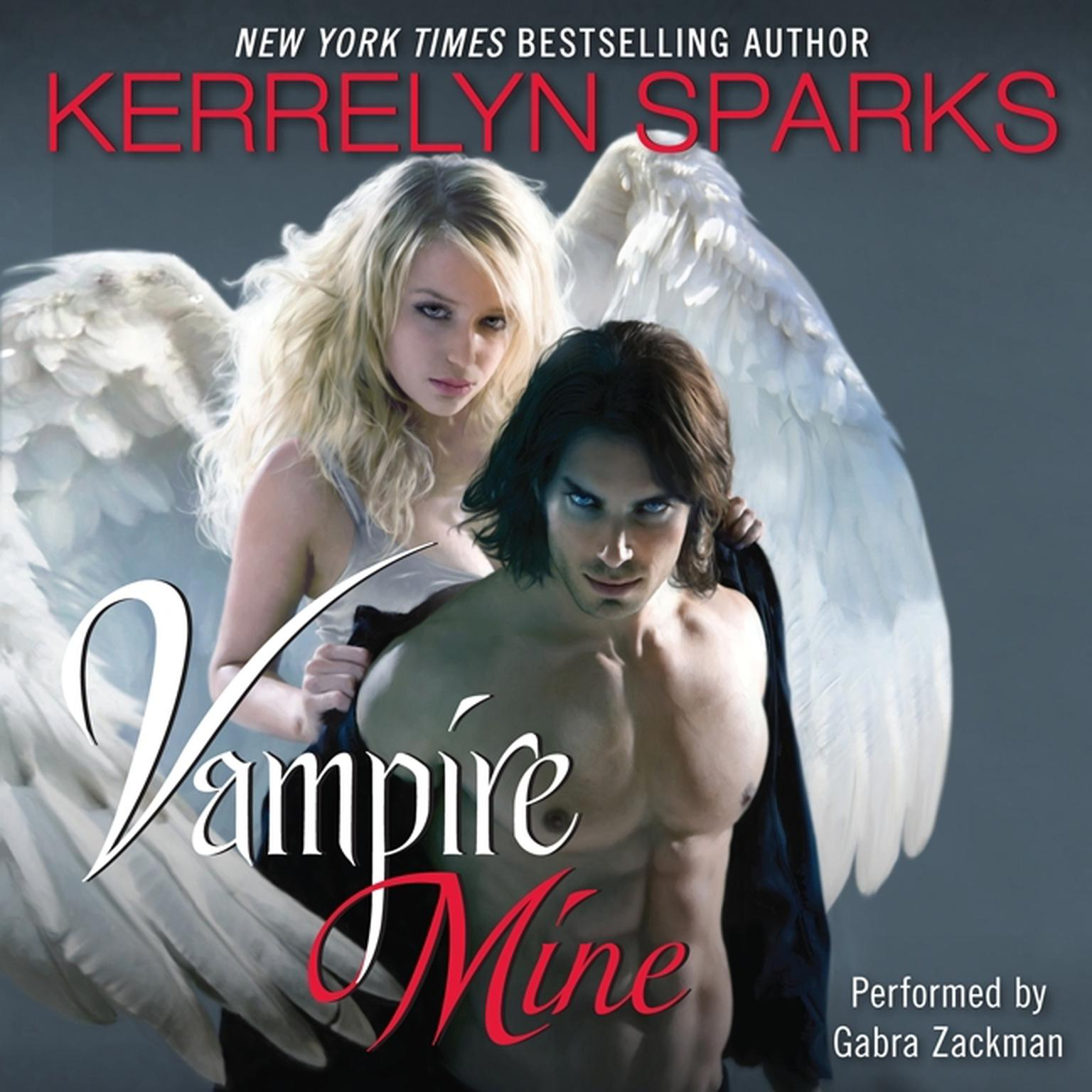 Printable Vampire Mine Audiobook Cover Art