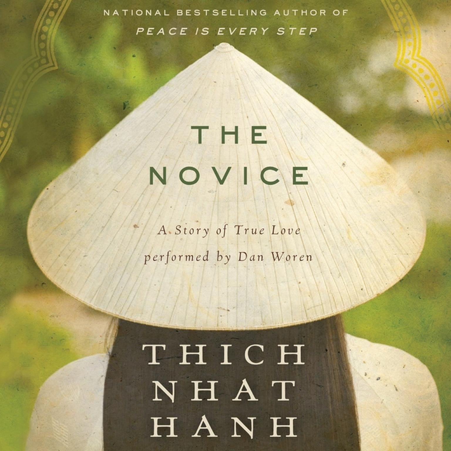 Printable The Novice: A Story of True Love Audiobook Cover Art