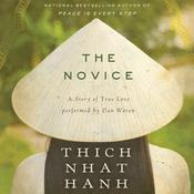 The Novice: A Story of True Love Audiobook, by Thich Nhat Hanh