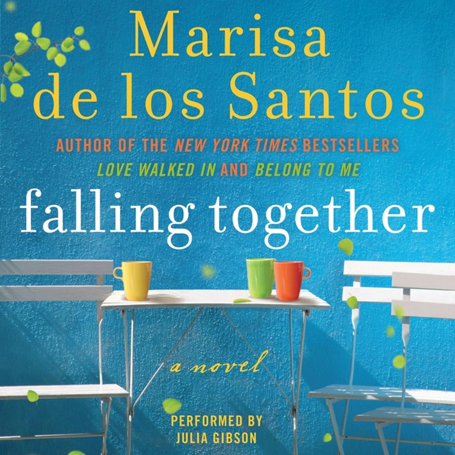 Printable Falling Together: A Novel Audiobook Cover Art