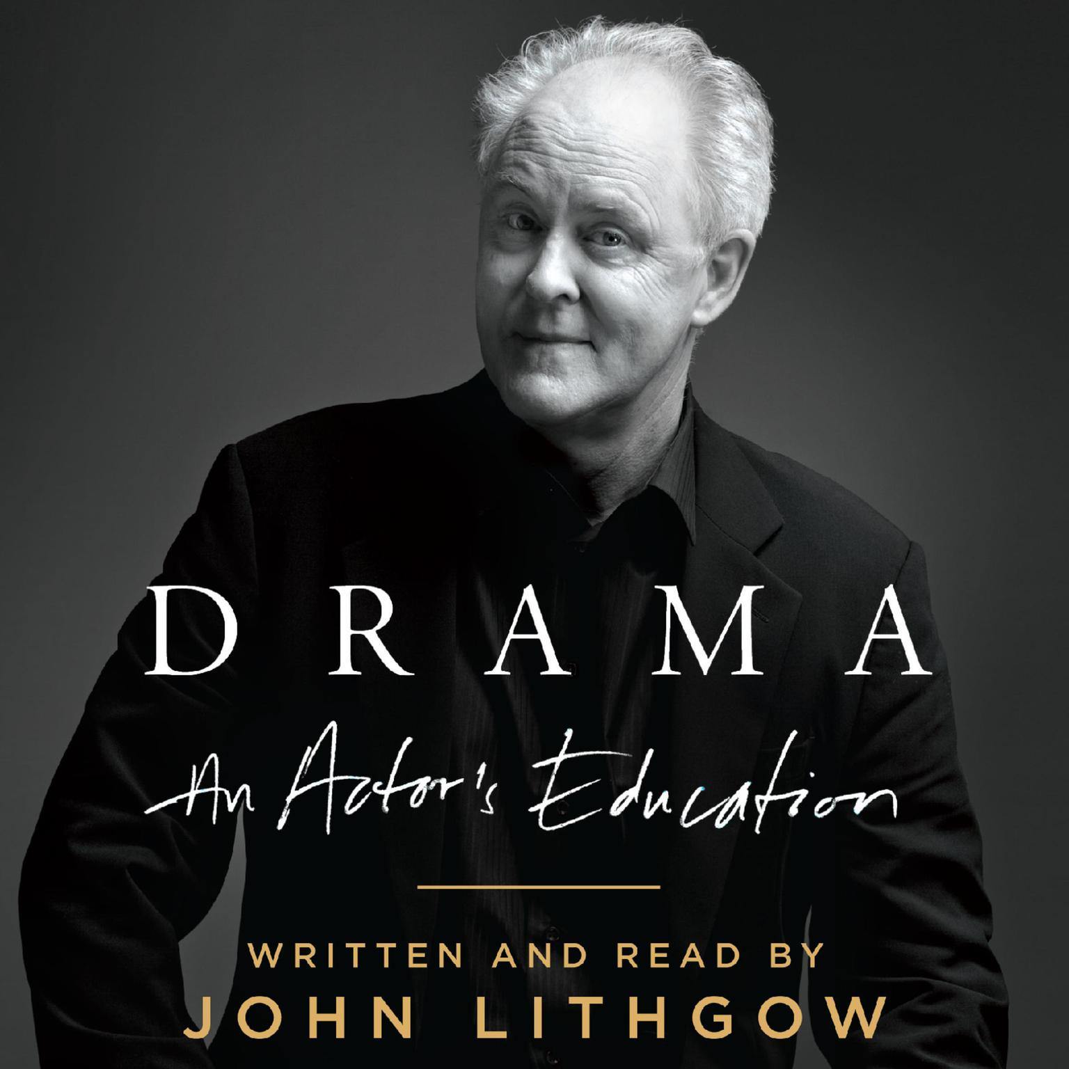 Printable Drama: An Actor's Education Audiobook Cover Art