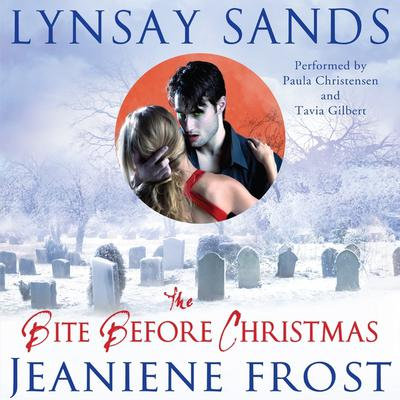 The Bite Before Christmas Audiobook, by Lynsay Sands