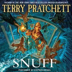 Snuff: A Novel of Discworld Audiobook, by Terry Pratchett