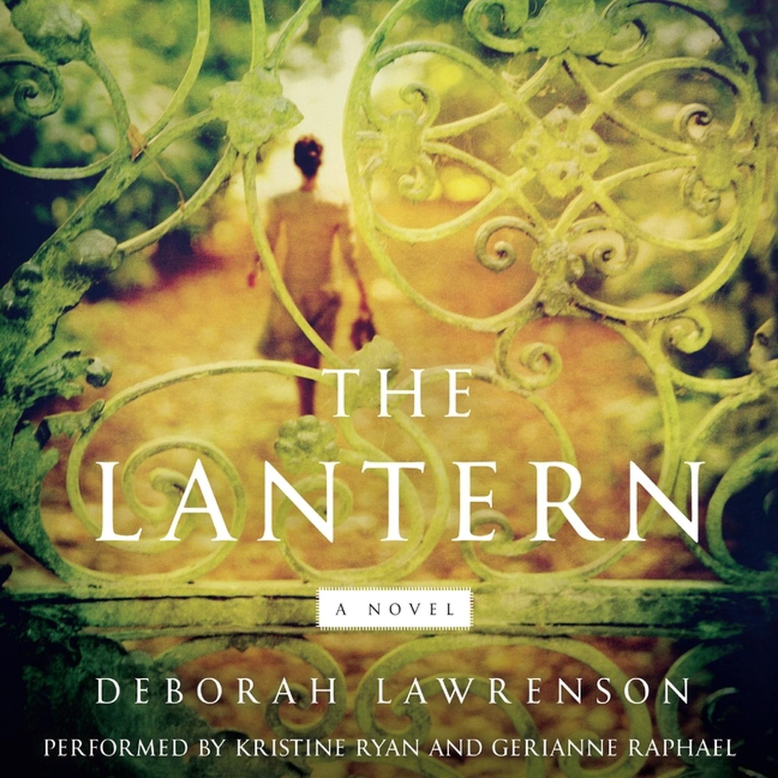 Printable The Lantern: A Novel Audiobook Cover Art