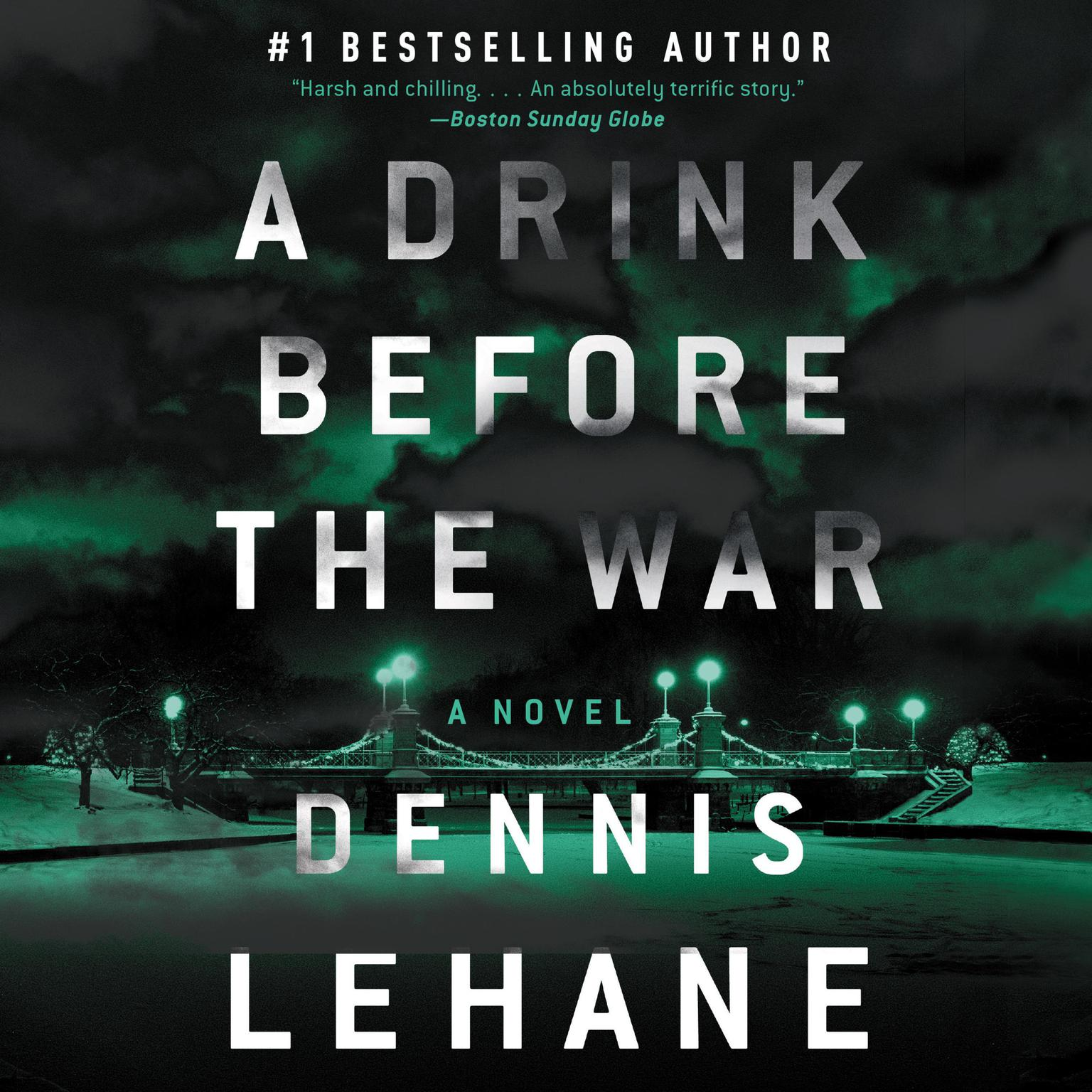 Printable A Drink Before the War Audiobook Cover Art